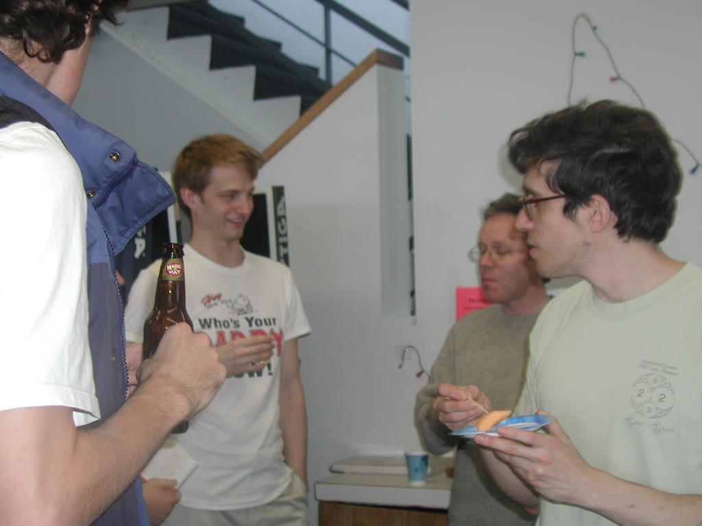 ThesisParty 2005