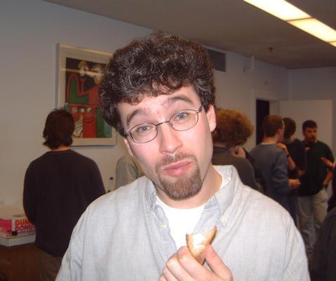 Harvard Math Thesis Party 2001